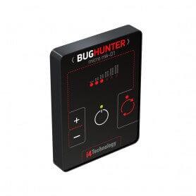 Detector de frecuencias portátil BH- MICRO