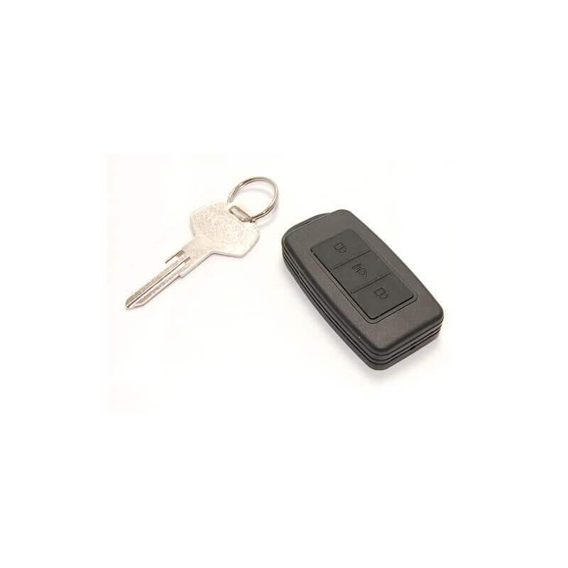 Grabadora de audio AR-100 escondida en mando de coche LawMate