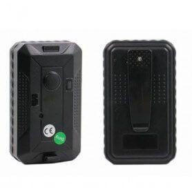 Localizzatore GPS 3G WIFI Logger Portatile ad Alta Autonomia 32Gb