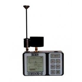 Cordon-2-Detektor - Frequenzen