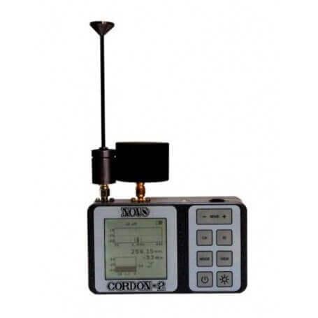Cordon-2 Detector de Frecuencias