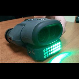 Vizzir Détecteur de Caméras cachées professionnel