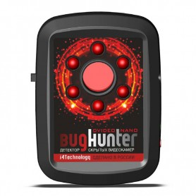 Camera detektor BugHunter Dvideo