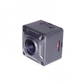 Mini câmera espiã X2 grande angular