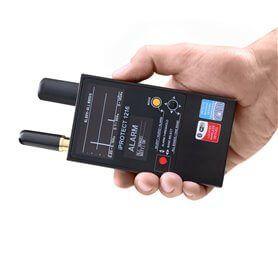 Rilevatore di telecamere e microfoni nascosti rapporto di errori o nuove 1216