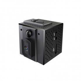 Mini câmera escondida com WIFI PIR e visão noturna
