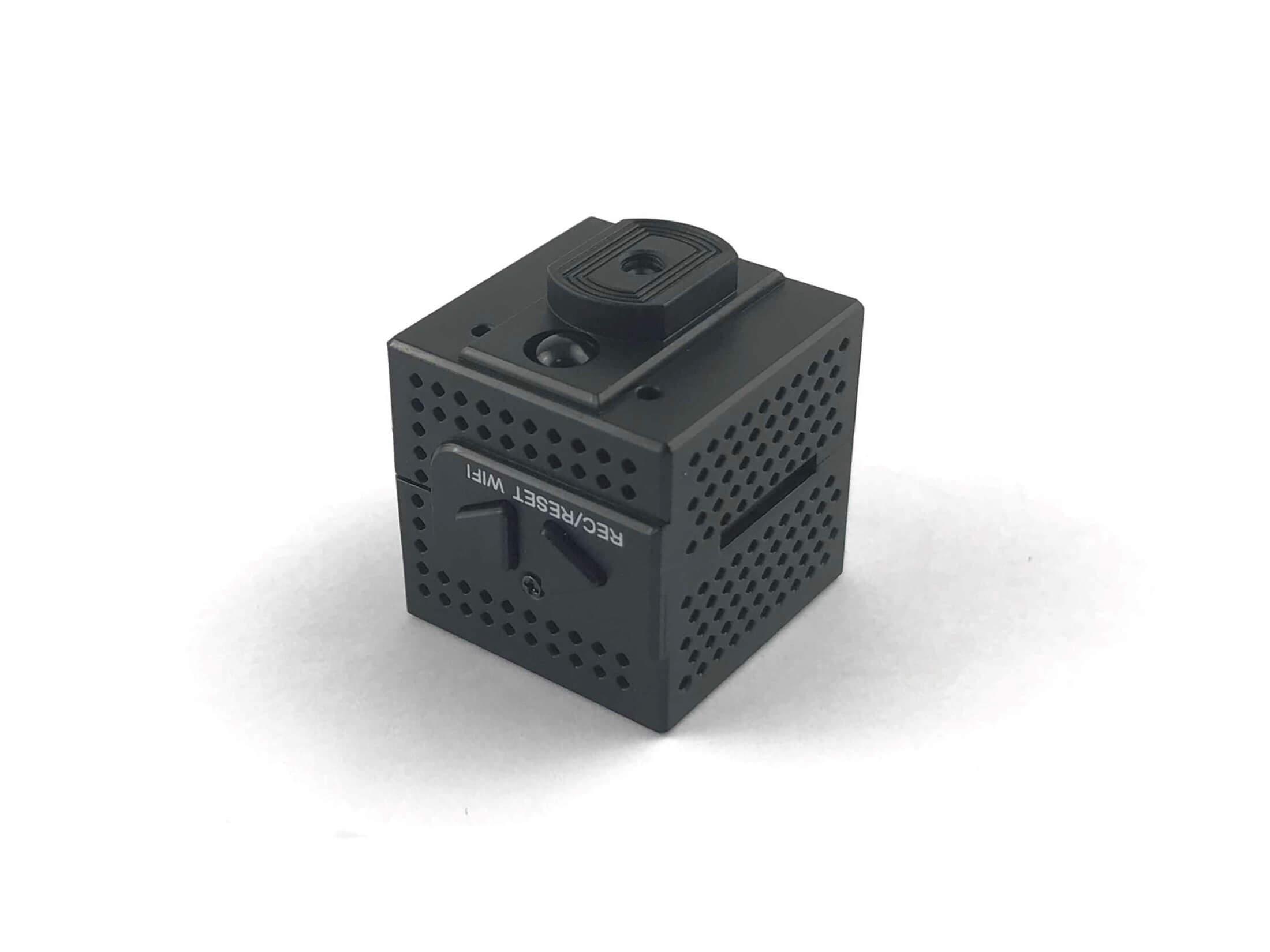 fe4a2b676de32 Mini câmera escondida com WIFI PIR e visão noturna
