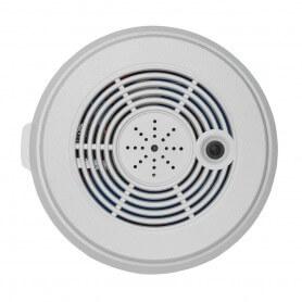 Detector de humos con micrófono espía alta autonomía