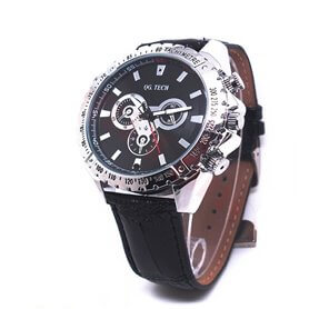 Spy watch HD 720p H264 motion detection