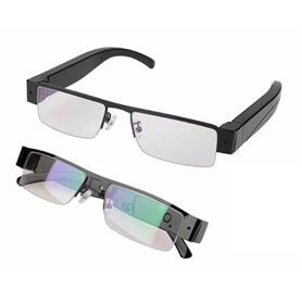 Spion brille WIFI 1080p Full HD 128Gb