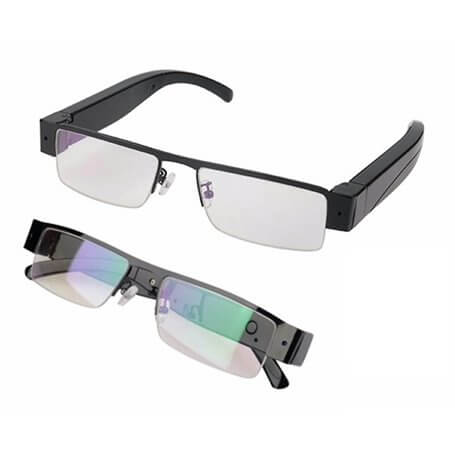 Gafas Espía WIFI 1080p Full HD 128Gb