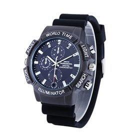 Reloj pulsera espía 4K WIFI con visión nocturna