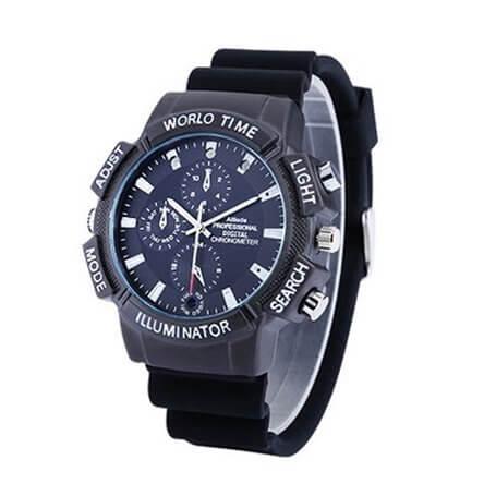 7e147c3091f Você precisa comprar um relógio espião 4K com WIFI e visão noturna