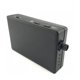 Grabador profesional WiFi 1080p 60FPS de LawMate PV-500 Neo