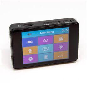 Gravador digital portátil PV 500 ECO2 de LawMate
