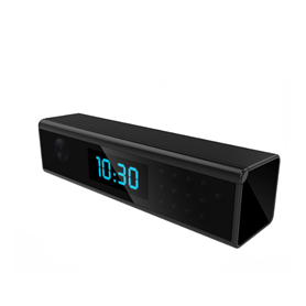 Clock Spy WIFI IR 1080p night vision 160º 3MP