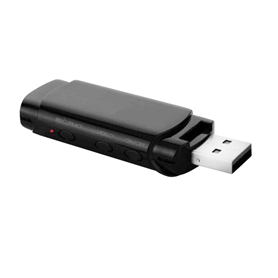 USB spy Full HD 1080p with night vision and motion detection