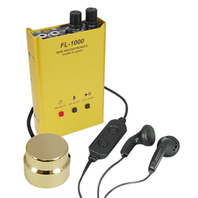 Micro espion FL-1000 avec le Soleil brûlant de la Mécatronique