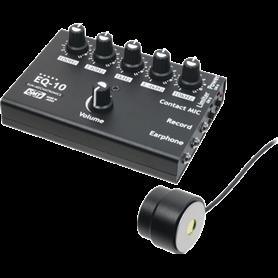 Micrófono de contacto para paredes de hormigon EQ-10 Sun Mechatronics