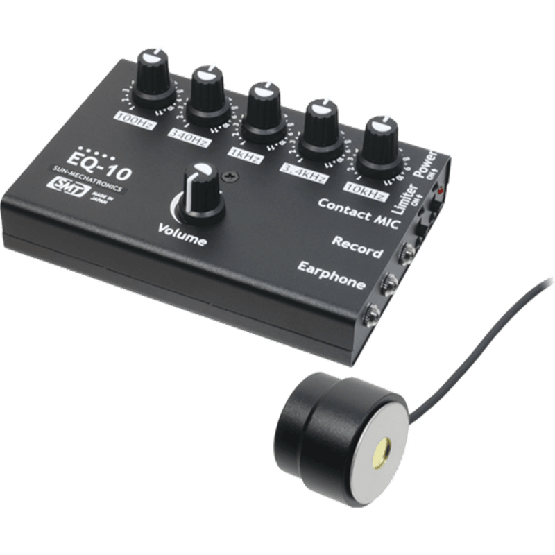 micrófono espía para pared de hormigón eq10
