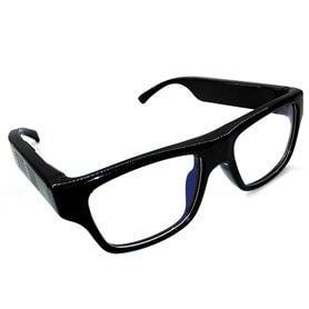 Óculos com câmera espiã wi-fi IP FULL HD 256 gb HI-02