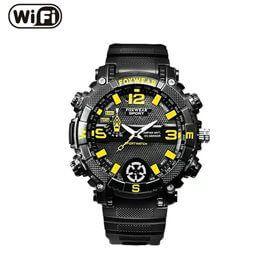Armbanduhr mit Spion-Kamera Live-Bild 1080p