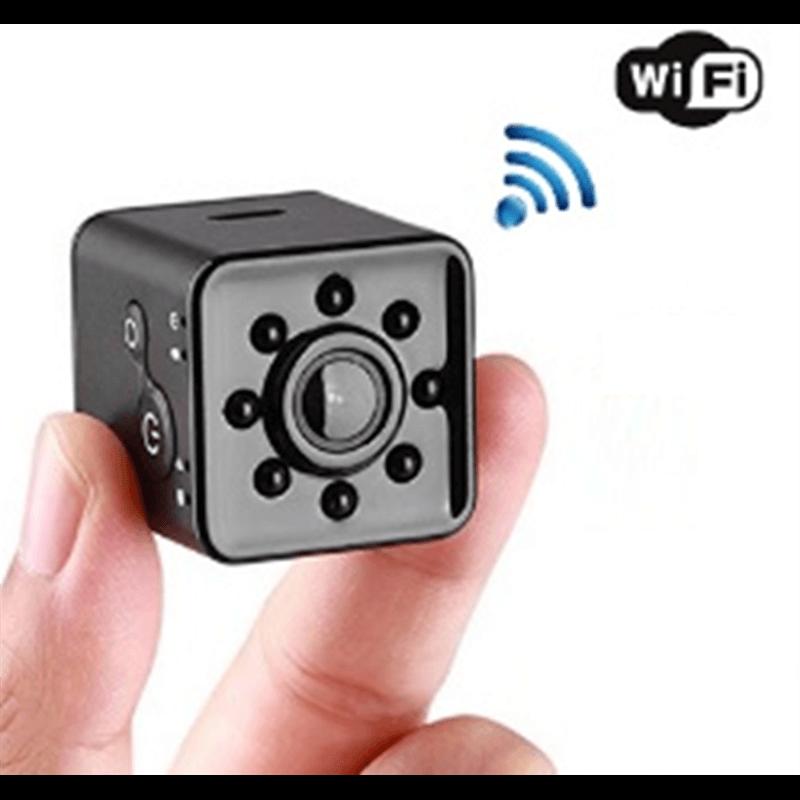 Micro cámara espía