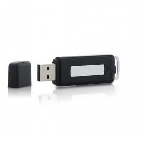 Grabadora de voz oculta en USB de 4GB