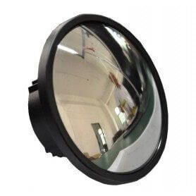Hidden camera in mirror convex CO-MR1