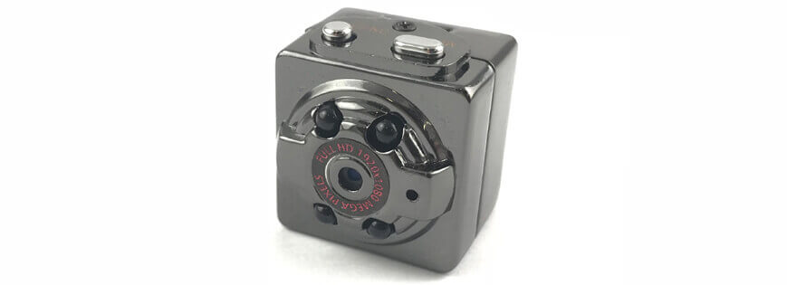Mini cámara espía