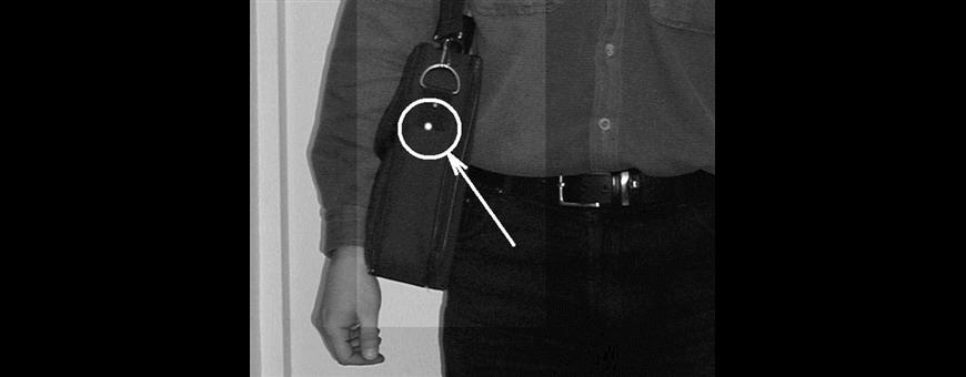 Detector de cámaras espías