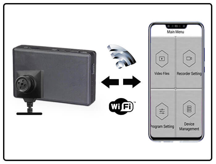How to use the APP PV Cam Viewer from LawMate? - Blog Espiamos com