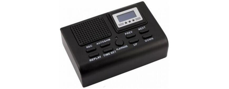 Grabador telefonico
