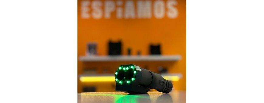 Detectores de cámaras ocultas - ESPIAMOS