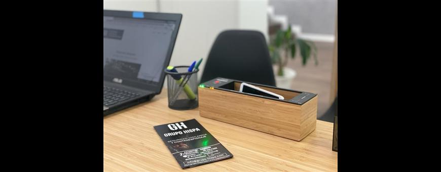 Anuladores de Microfonos Espias