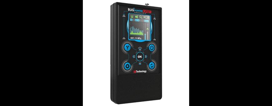 Detectores de GPS y Micrófonos