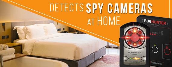 Detector de lente espia