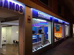 Spionagegeschäft Madrid