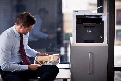 camara espia en impresora