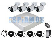 Kit CCTV HISPACAM