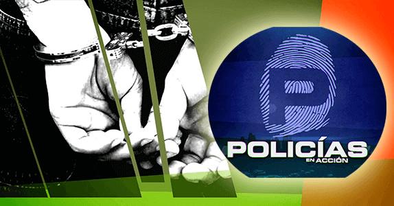 ESPIAMOS en Policías en Acción